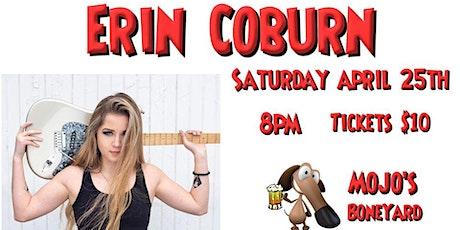 POSTPONED - Erin Coburn live at Mojo's tickets