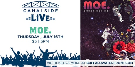 Canalside Live Series: moe. tickets