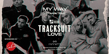 Tracksuit Love tickets
