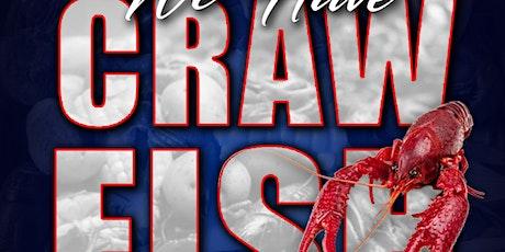 Crawfish Chowdown tickets