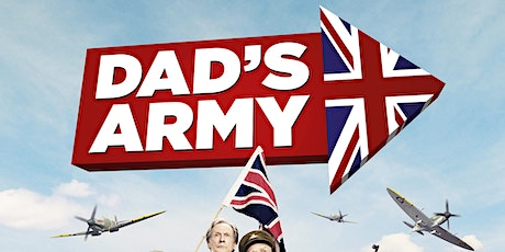 Mirfield VE75 Celebrations: Dad's Army Open Cinema Evening tickets