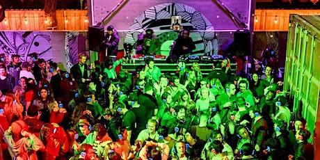 Austin Silent Disco DJ Battle at Container Bar tickets
