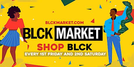 BLCK Market  - Day Market tickets