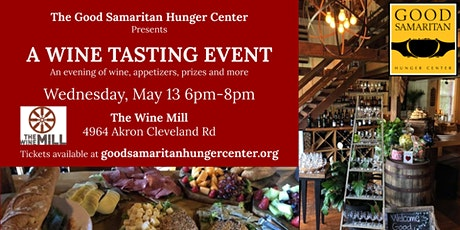 Good Samaritan Hunger Center presents A Wine Tasting Event tickets