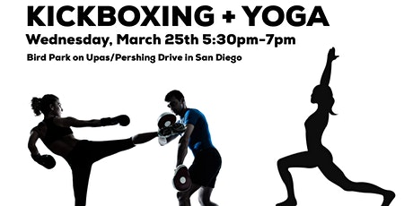 Kickboxing + Yoga tickets