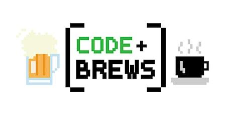 Code + Brews VIRTUAL tickets