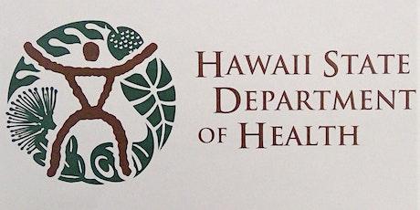 FREE-Dept. of Health Food Handler RECERTIFICATION Class-Honolulu, HI tickets