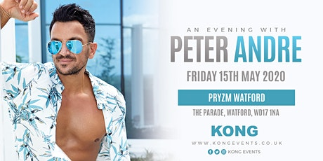 An Evening with Peter Andre - Watford tickets