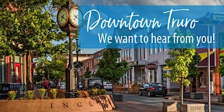 Downtown Truro Strategy Conversation tickets