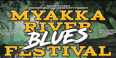 Myakka River Blues Festival  tickets