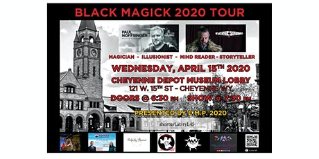 Black Magick 2020 Tour tickets