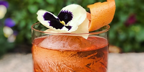 Rooftop Garden to Glass Cocktail Class tickets