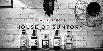 Whisky evening with the House of Suntory