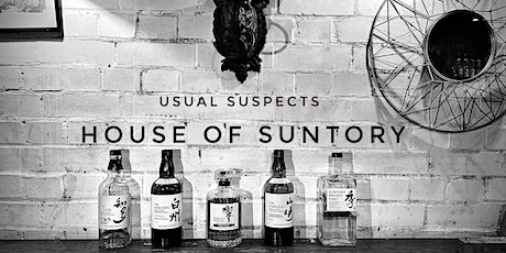 Whisky evening with the House of Suntory tickets