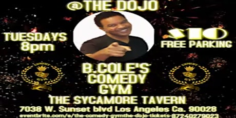 The Comedy Gym@The Dojo tickets