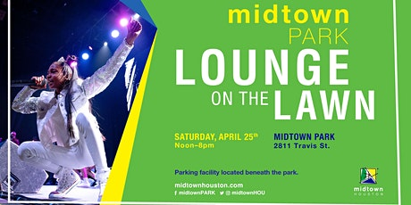Lounge on the Lawn tickets