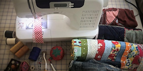 CANCELLED Sewing, UpCycle Lab + Craft Lounge tickets