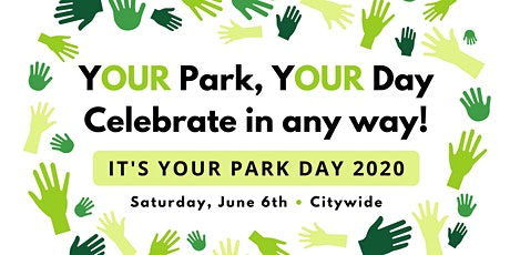 It's Your Park Day 2020 - Ada Park tickets