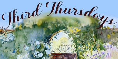 Third Thursdays - spoken word and Jazz string quartet New Muse4tet tickets