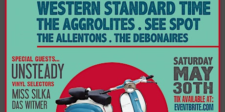 Vintage Scooters, Ska, Reggae and Rocksteady Fest tickets