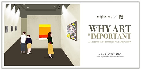 Why Art is Important - Competition & Show tickets