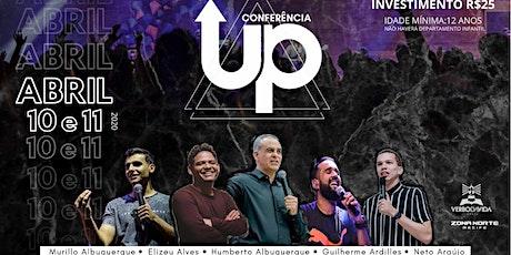Conferência UP - Recife ingressos