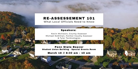 Re-Assessment 101: What Local Officials Need to Know tickets