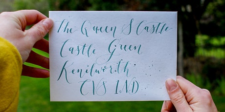 Modern Calligraphy Workshop with Larissa - The Queen & Castle (Kenilworth) tickets