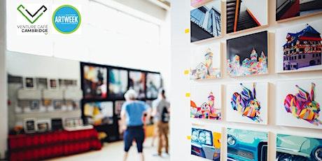 Venture Café: Entrepreneurship in the Arts tickets