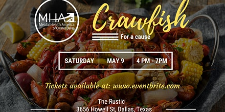 Crawfish for a Cause tickets
