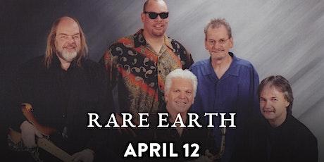 Rare Earth tickets