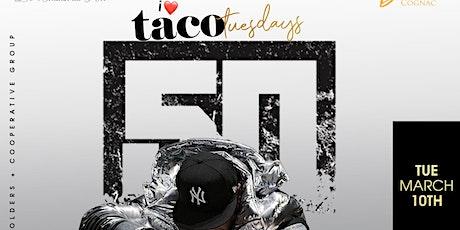 I ❤️ Taco Tuesdays | Every Tuesday @ Sancho's tickets