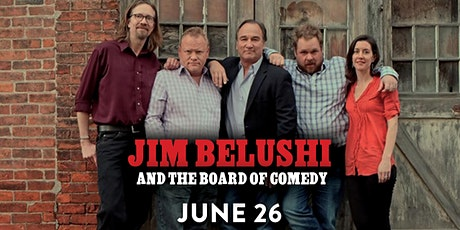 Jim Belushi & The Board of Comedy (6:30 Show) tickets