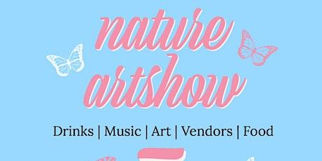nature  artshow tickets