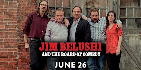 Jim Belushi & The Board of Comedy(9:30 Show) tickets