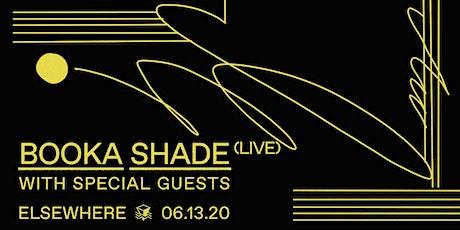 Booka Shade (Live) @ Elsewhere (Hall) tickets