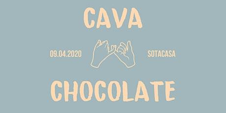 Cava & Chocolate tasting tickets