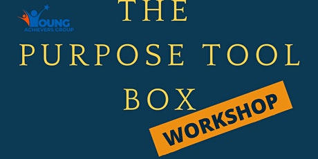The Purpose Toolbox tickets
