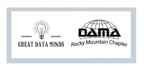 Great Data Minds at DAMA - RMC: Embracing Data Modernization tickets