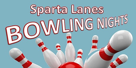 Sparta Lanes BOWLING NIGHT tickets