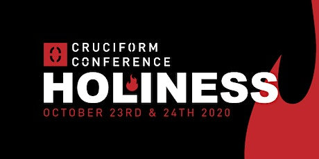 Cruciform Conference 2020: Holiness tickets