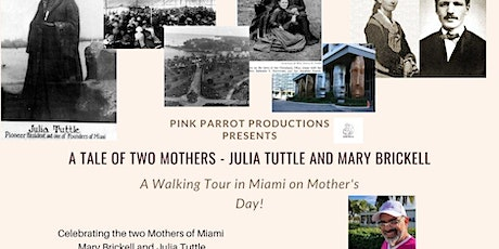 A Tale of Two Mothers - Walking Tour in Miami tickets