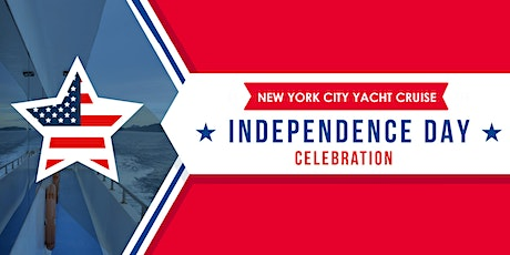 Independence Day Celebration NYC Boat Party Yacht Cruise: Saturday Night tickets