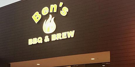Open mic night at Ben's BBQ & Brew tickets
