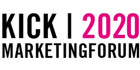 KICK Marketing Forum 2020 billets