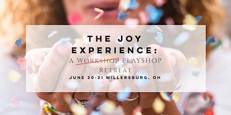 The Joy Experience: A Playshop Retreat tickets