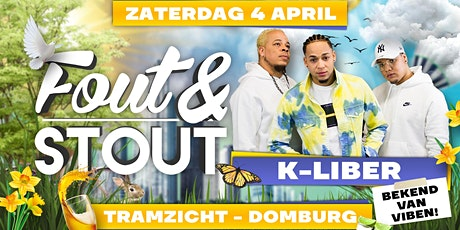 Fout&Stout Domburg - K-Liber! tickets