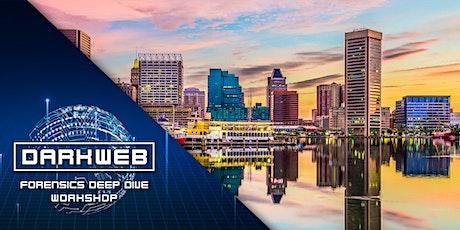 Dark Web Forensics Workshop – BSides – Baltimore, MD tickets