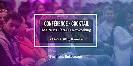"""Conférence """"Maîtrisez l'art du Networking en 2020"""" billets"""