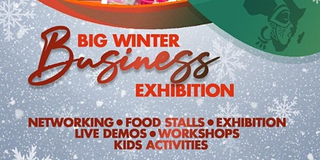 The Big Winter Business Exhibition tickets